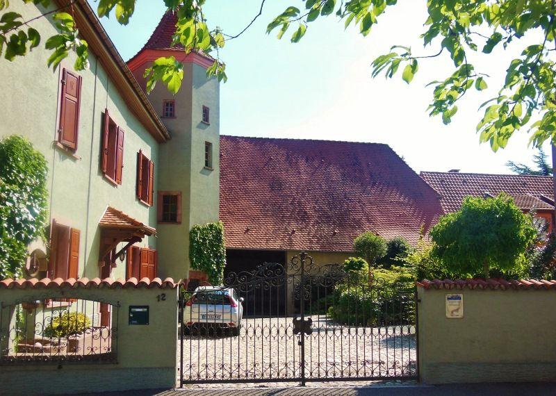 Ensisheim - Capitale de l'Autriche antér. (2)