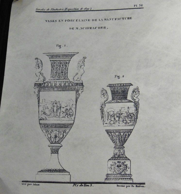 Marc SCHELCHER (SCHOELCHER) porcelainier
