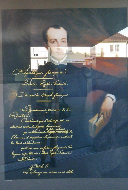 Victor SCHOELCHER  (abolitionniste de l'esclavage)