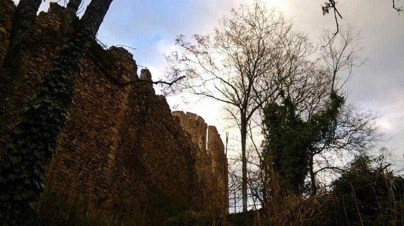 le Schlossberg, château de Kaysersberg (68)