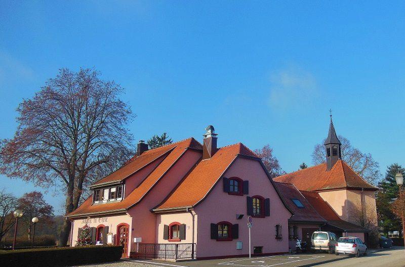 Notre Dame du Chêne - Ruelisheim (68)