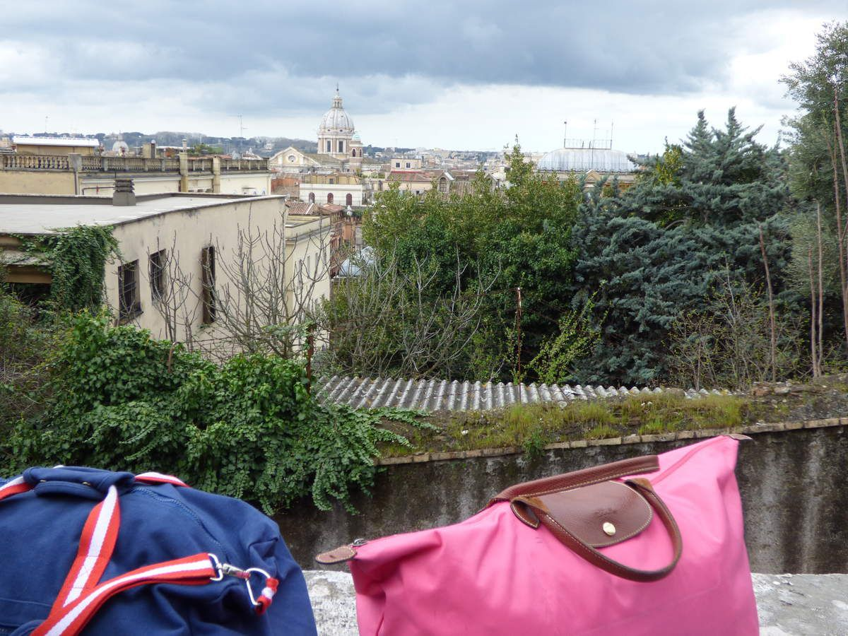 Rome, ou le concept de ville-musée