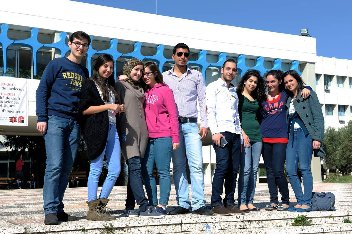 Elections estudiantines au CEULN