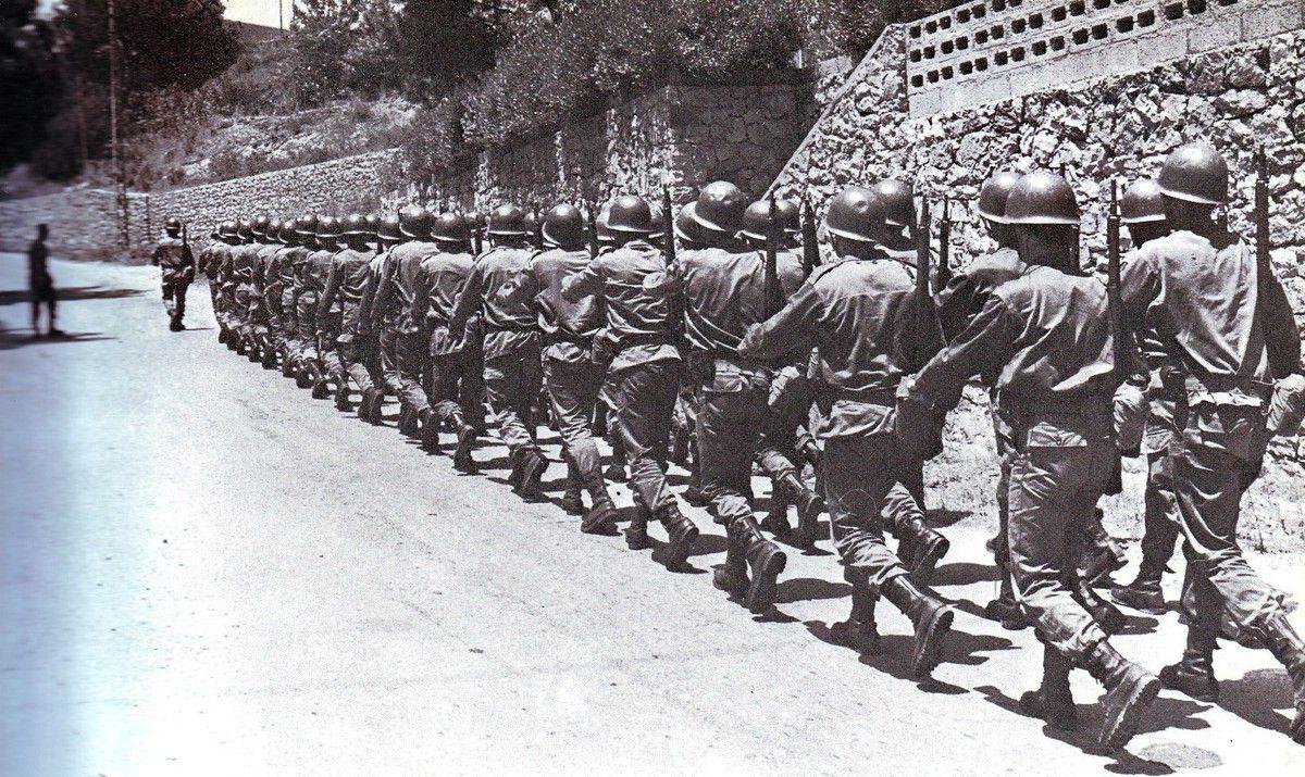 1945 – 1969 : L'armée libanaise de l'indépendance, garante de la souveraineté nationale