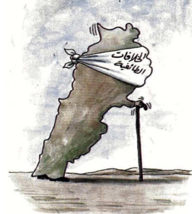 Le confessionnalisme, complexité du système politique libanais: