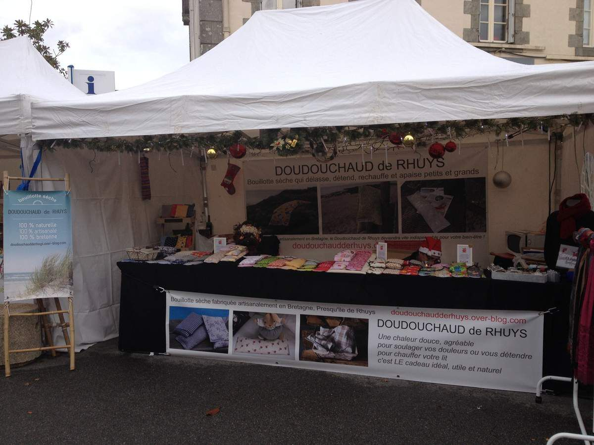 Nos marchés de Noël avec à chaque fois des Associations qui se démenaient pour organiser ces jolis moments de Noël