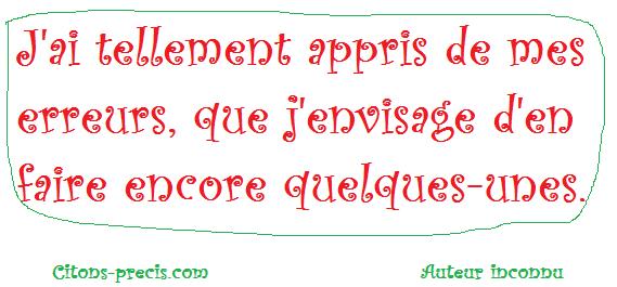 37 Citations Sur L Erreur Parmi Les Incontournables