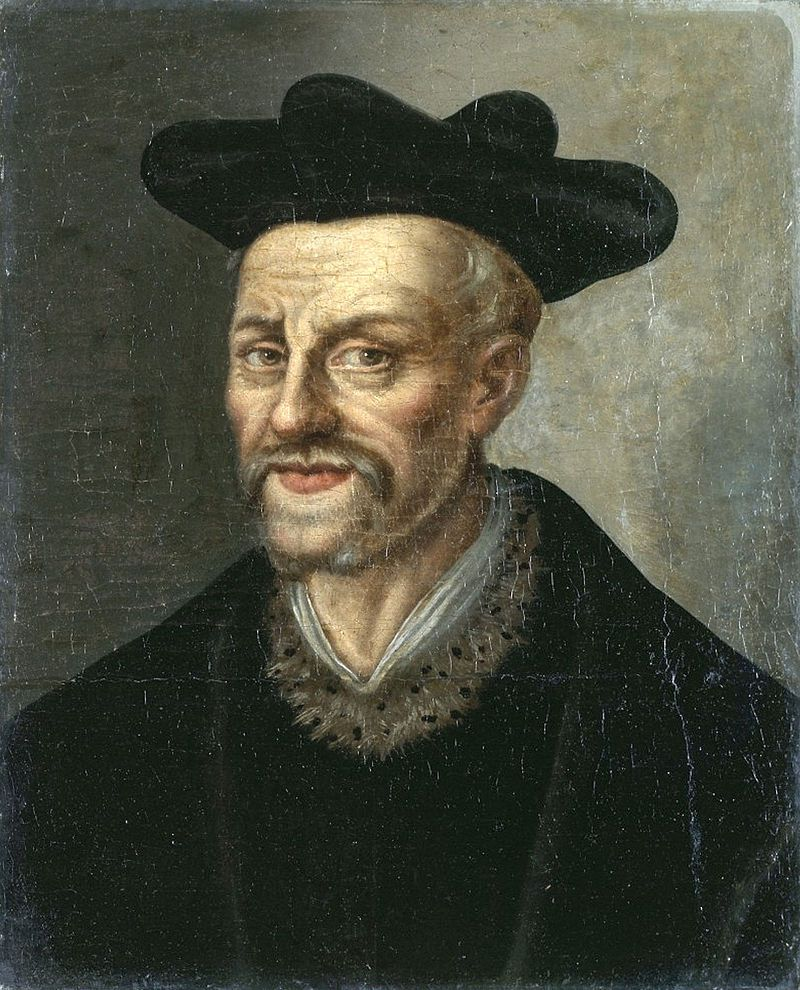 François Rabelais (portrait anonyme)