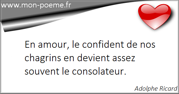 Chagrins Damour Et Peines De Cœur 25 Citations Au Top Sur
