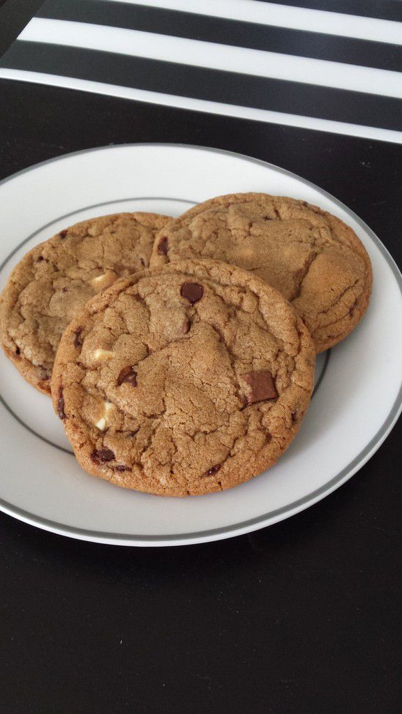 "COOKIES ""recette 100% fiable"""