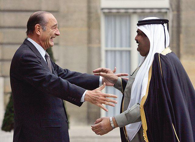 La France vassale, le Qatar suzérain.