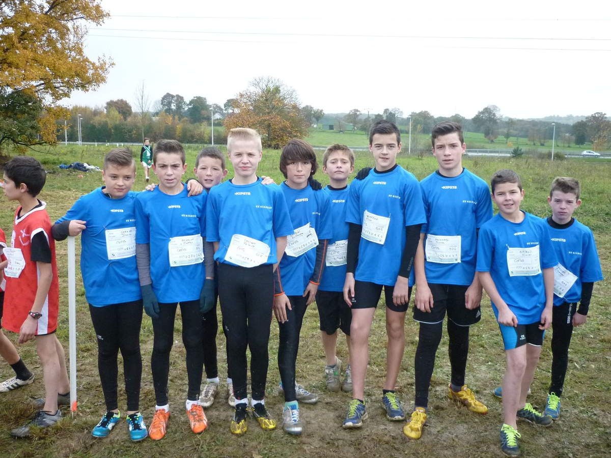 Album - Cross départemental 2014