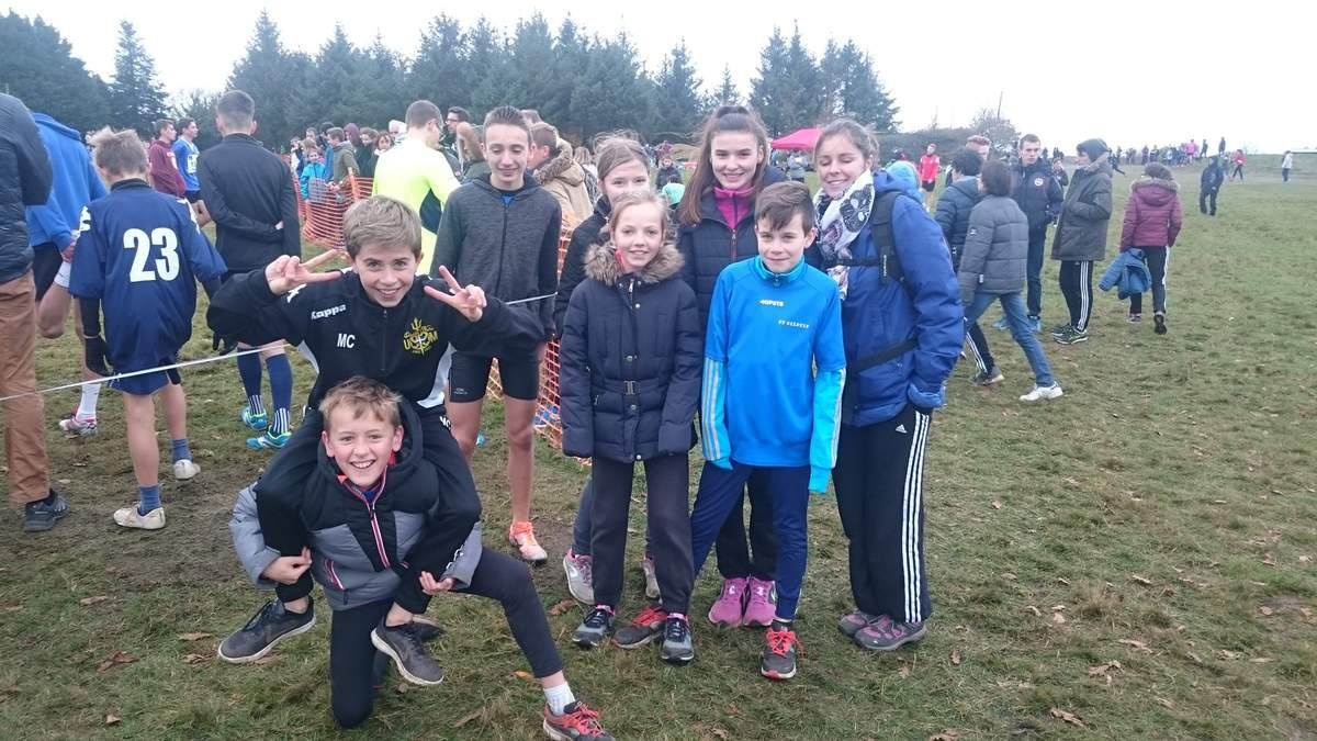 Album - cross régional 2016