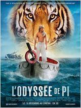 Un film à voir : &quot&#x3B;L'Odyssée de Pi&quot&#x3B;...