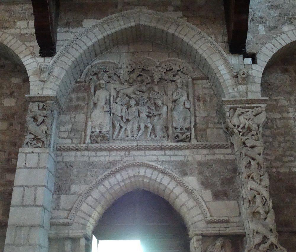 L'abbaye Sainte-Marie de Souillac...