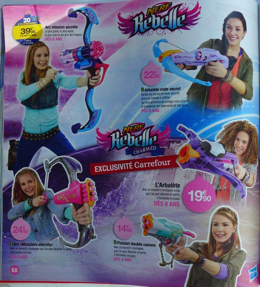 Comment peut-on encore vendre des armes-jouets sur un catalogue de Noël ?