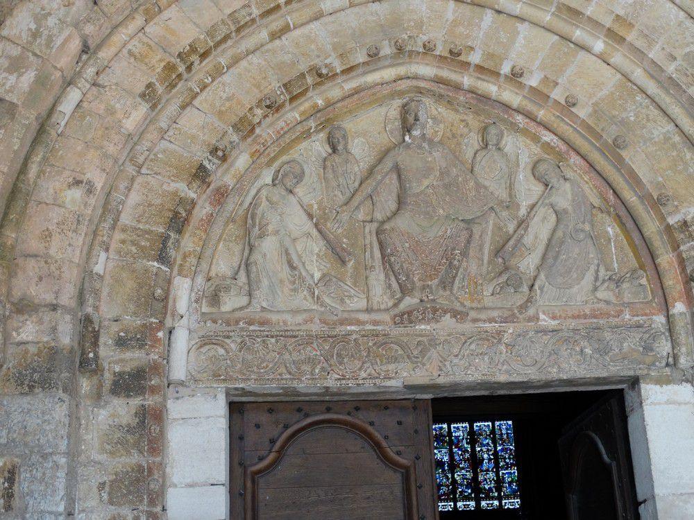 L'église Saint-Maur à Martel...