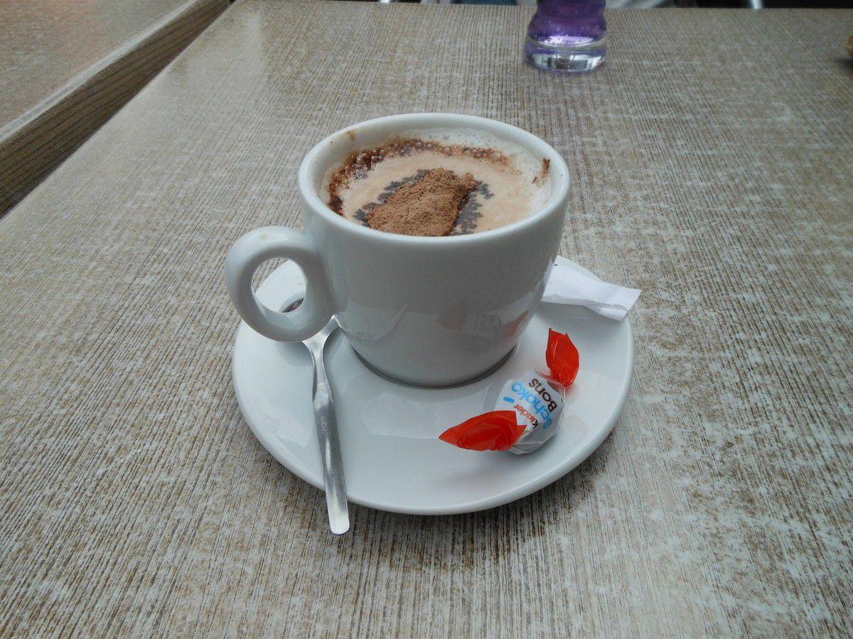Un vendredi au café