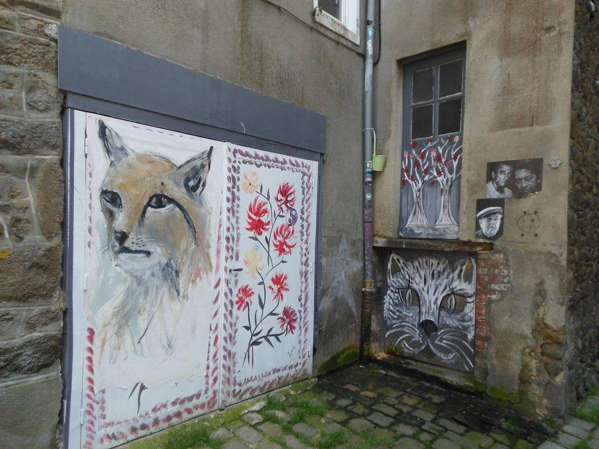 Le vieux Saint-Brieuc
