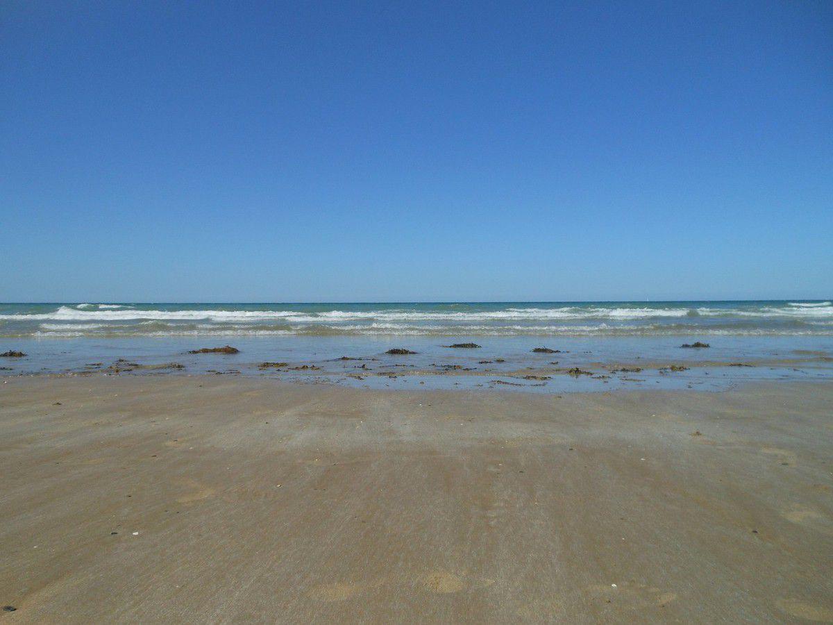 Un lundi à la plage