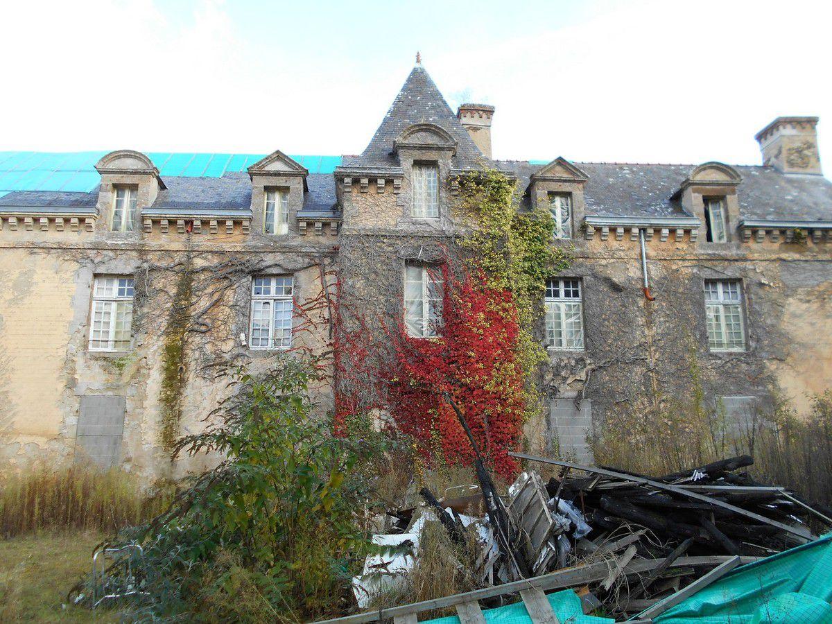 Urbex 22 : Un château en automne