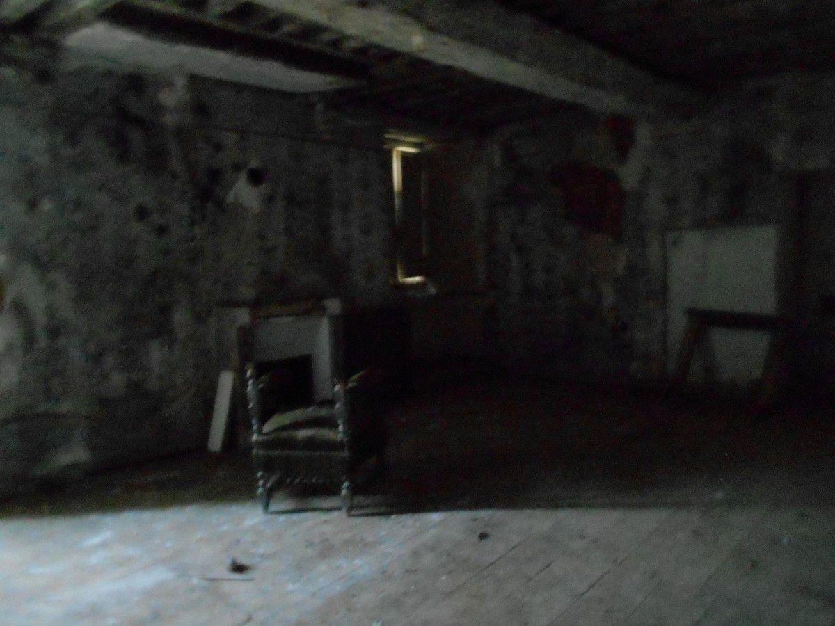 Retour au château abandonné