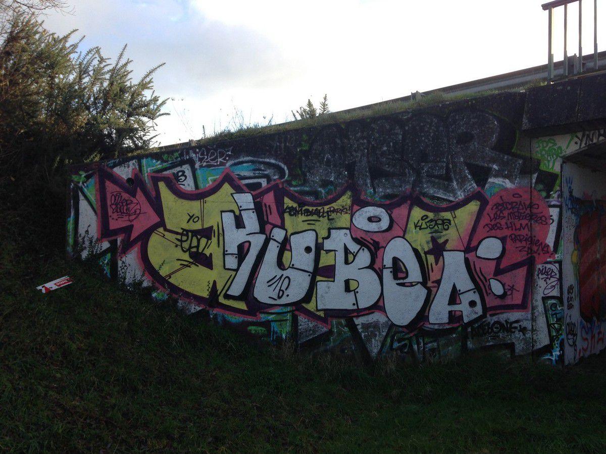 Underground &amp&#x3B; Street Art