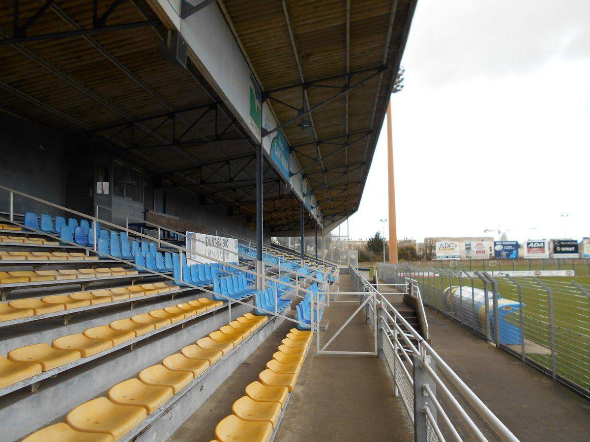 Le stade Fred-Aubert