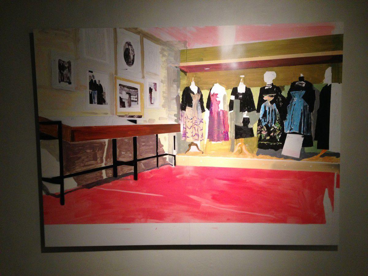 Exposition : Peindre le musée