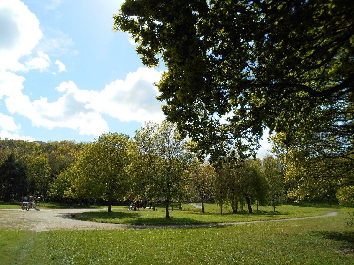 Une journée de printemps au Bois Boissel