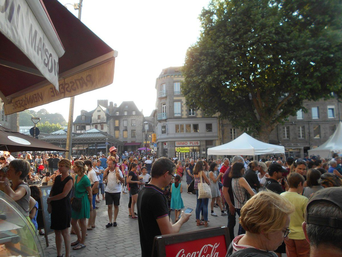 La fête de la musique à Saint-Brieuc