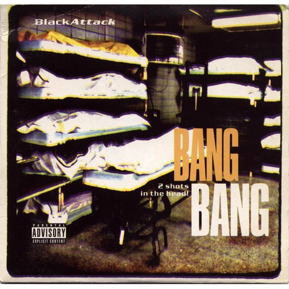 Black Attack - Bang Bang