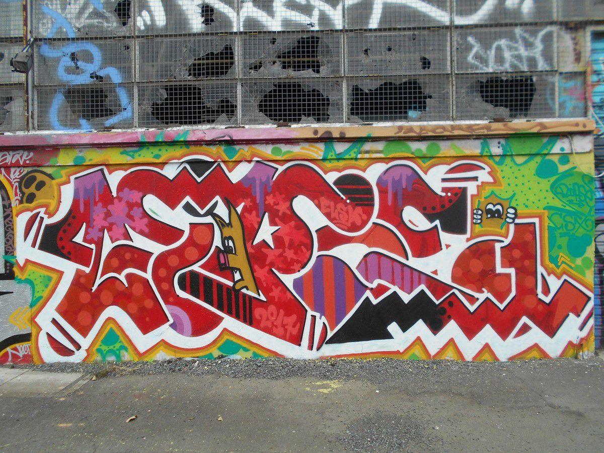 Street Art Brézillet