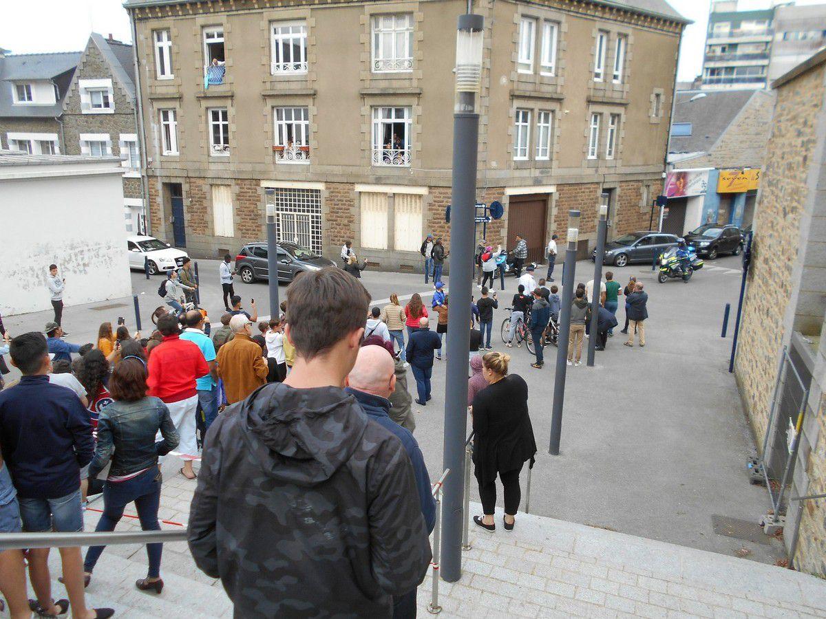 Le PSG à Saint-Brieuc