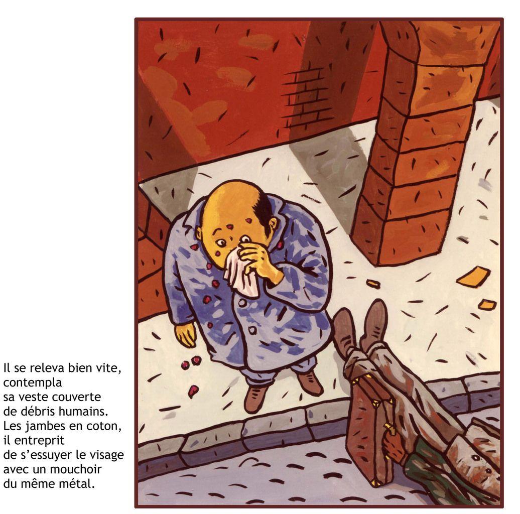 7.  NOUVELLE... Aux larmes citoyens en BD