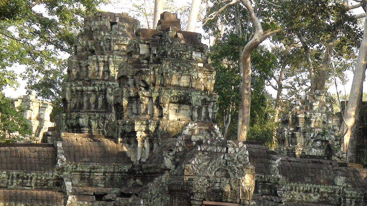 CAMBODGE...  Angkor (28 vues)