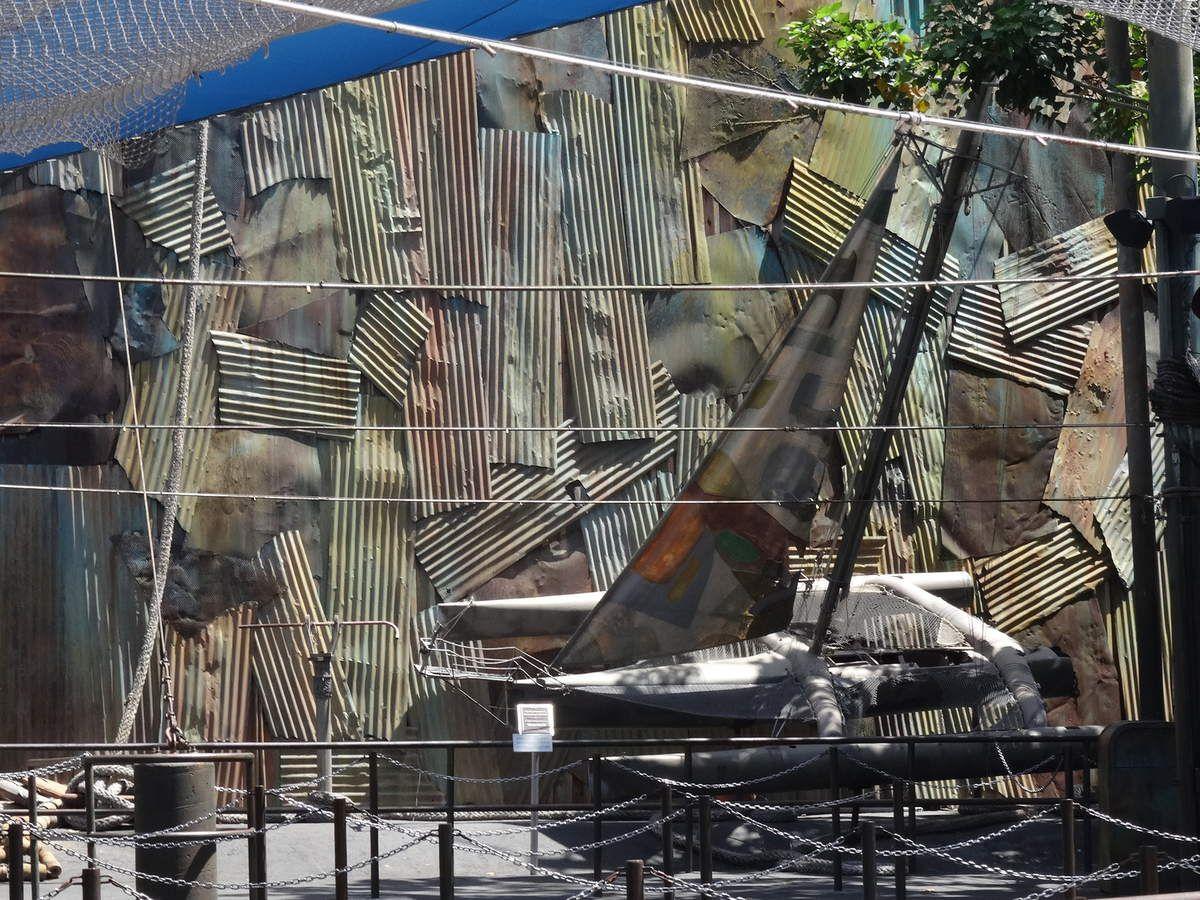 ETATS-UNIS...  Universal Studios (44 vues)