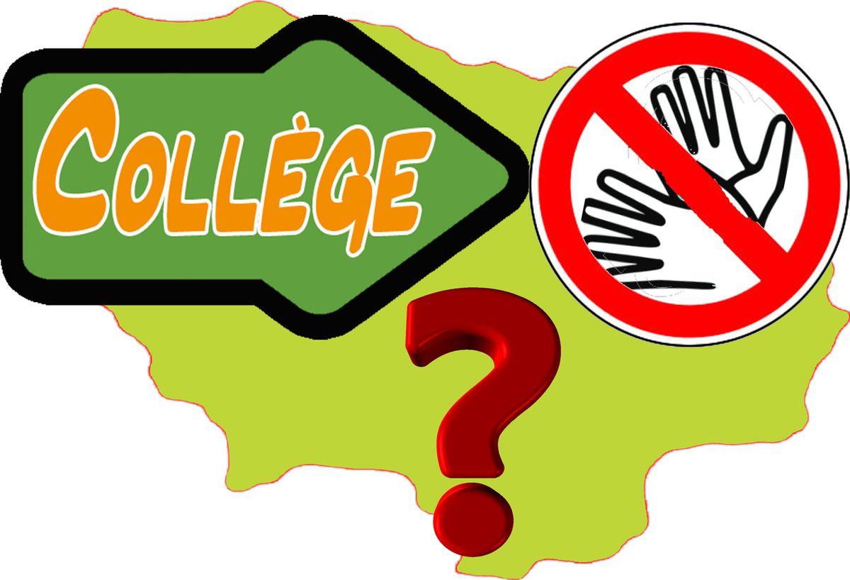 Collège ou pas collège ??