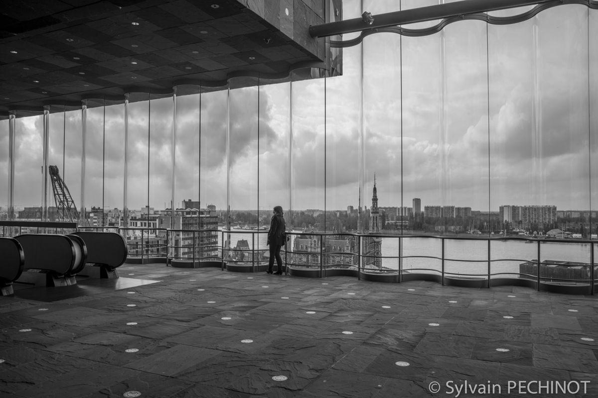 """Anvers, depuis le """"MAS"""", octobre 2014"""