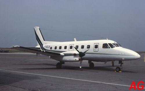 L'Embraer 110 Bandeirante (1)