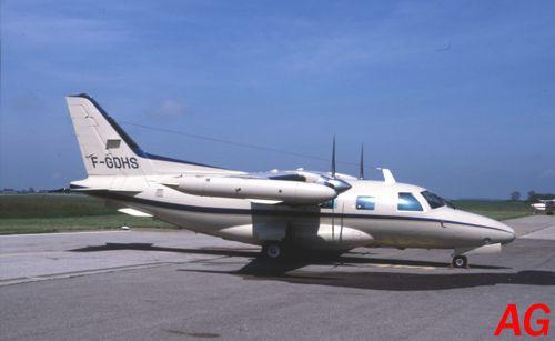 Le Mitsubishi MU-2