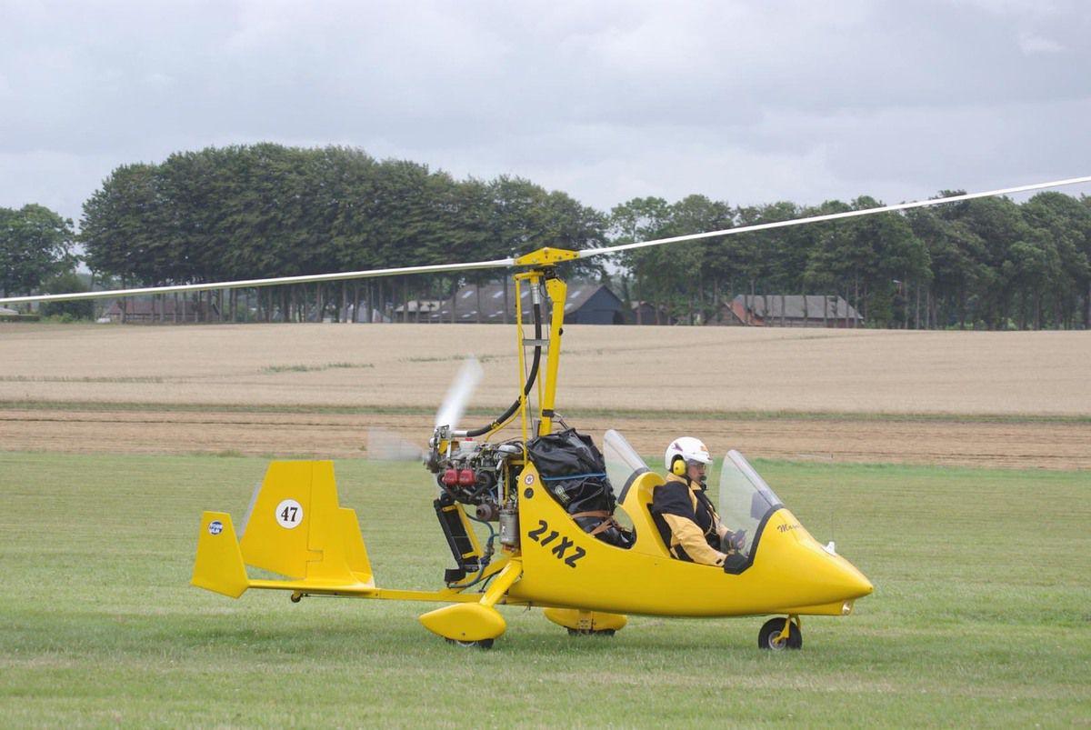 Magni Gyro M-16 Tandem Trainer 21XZ.