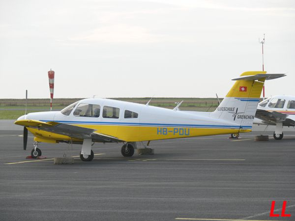 Le Piper PA-28RT-201 Arrow IV HB-PDU