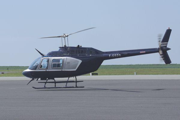 Le Bell 206 Jet Ranger F-GRDN.