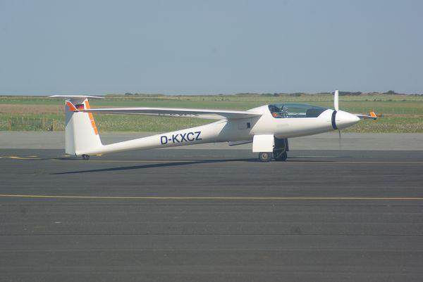 Puis le Stemme S-10VT D-KXCZ.