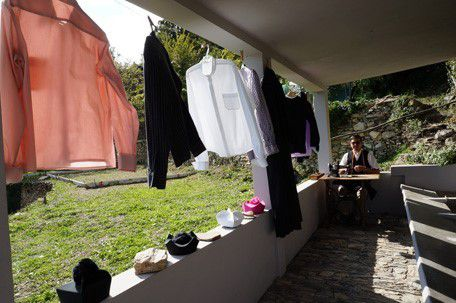 Andrea Barela, le tailleur de Vilatalla présente sa production de l'année