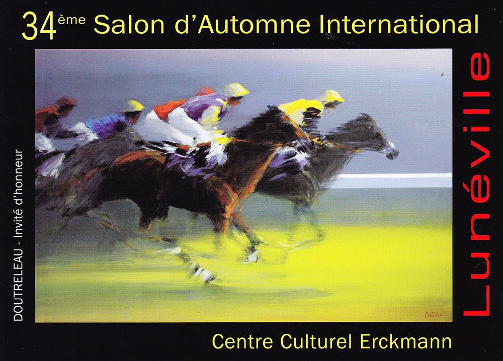le catalogue du salon d 39 automne international sarriale