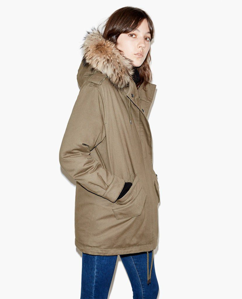 Parka à capuche - The Kooples