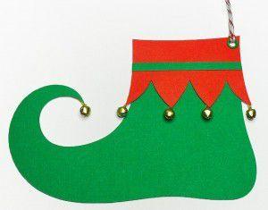 Chaussure elf silhouette gratuit