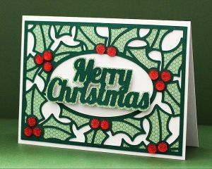 Free Cut file silhouette Merry Christmas